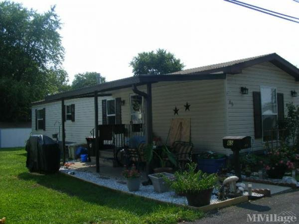 Breezy Acres Mobile Home Park Mobile Home Park in Fairless Hills, PA
