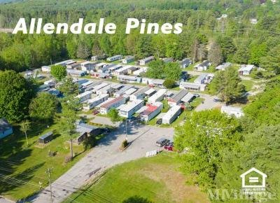 Mobile Home Park in Pittsfield MA