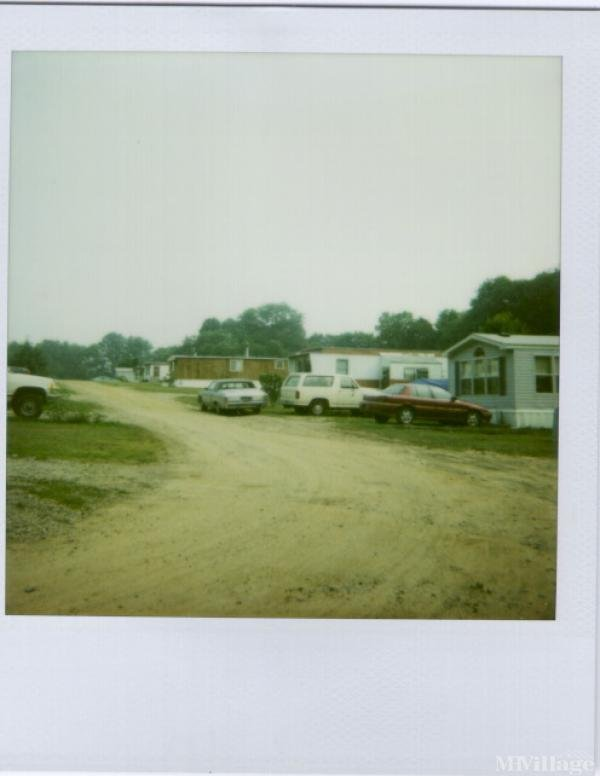 Lakeview Mobile Estates Mobile Home Park in Sandy Lake, PA