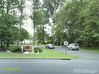 Mobile Home Park in Chalfont PA