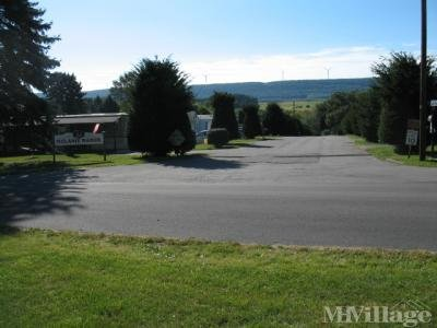Mobile Home Park in Ringtown PA