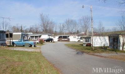 Mobile Home Park in West Newton PA