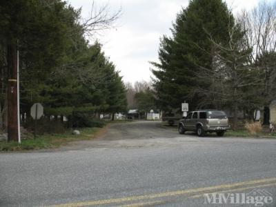 Mobile Home Park in Bangor PA
