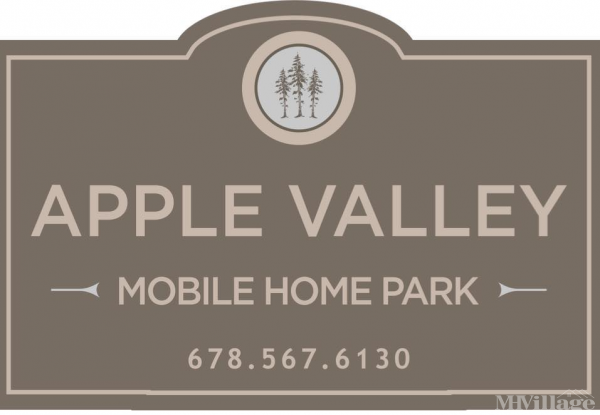Photo of Apple Valley Mobile Home Park, Sugar Hill, GA