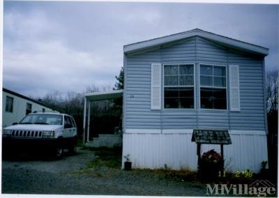 Mobile Home Park in Clifford Township PA