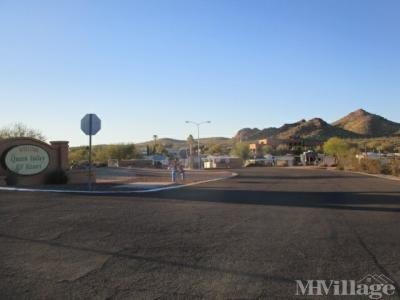 Mobile Home Park in Queen Valley AZ