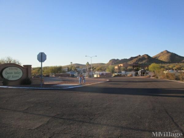 Photo of Queen Valley RV Resort, Queen Valley, AZ