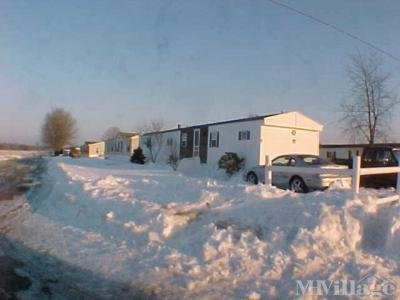 Mobile Home Park in East Springfield PA