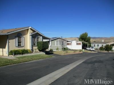 Mobile Home Park in Canyon Country CA