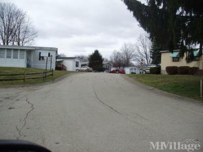 Mobile Home Park in Cranberry Township PA