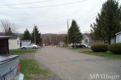 Mobile Home Park in Moscow PA