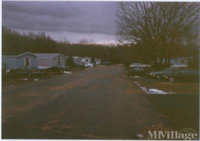 Mobile Home Park in Moosic PA