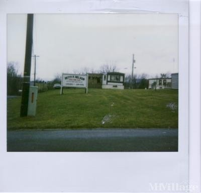 Mobile Home Park in Carlisle PA