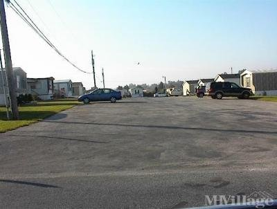 Mobile Home Park in New Oxford PA