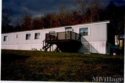 Mobile Home Park in Connellsville PA