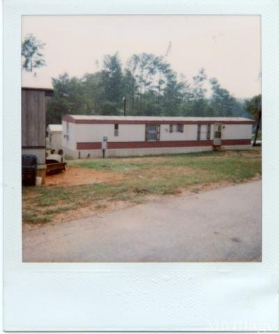 Mobile Home Park in Anderson SC