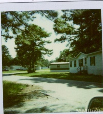 Mobile Home Park in Beaufort SC
