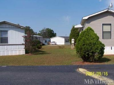 Mobile Home Park in Spartanburg SC