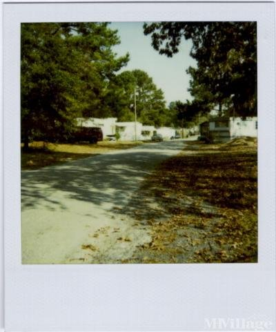 Mobile Home Park in Charleston SC