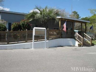 Waterway View Community Mobile Home Park in North Myrtle ...