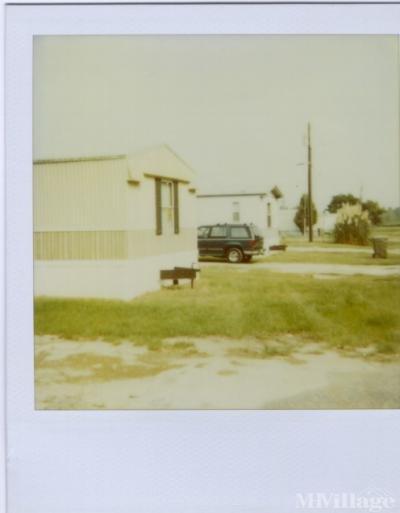 Mobile Home Park in Bishopville SC