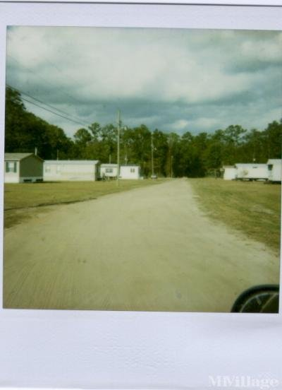 Mobile Home Park in Ravenel SC