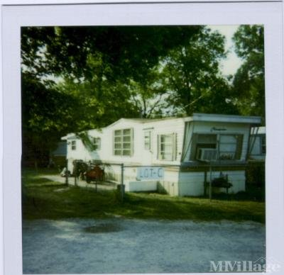 Mobile Home Park in West Columbia SC