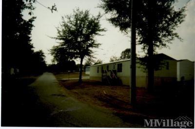 Mobile Home Park in Greer SC