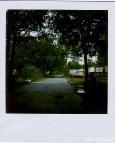 Mobile Home Park in Hanahan SC