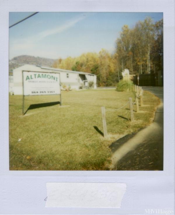 Photo of Altamont Mobile Home Park, Greenville, SC