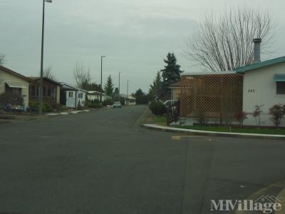 Mobile Home Park in Eugene OR