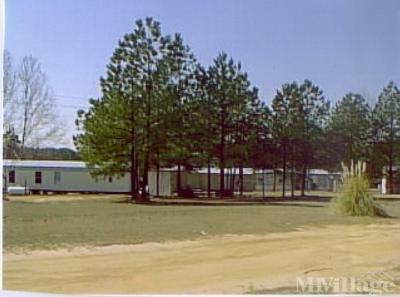 Mobile Home Park in Gloverville SC