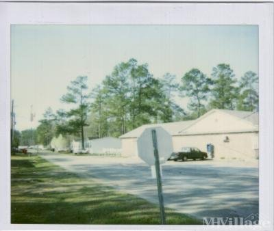 Mobile Home Park in Florence SC