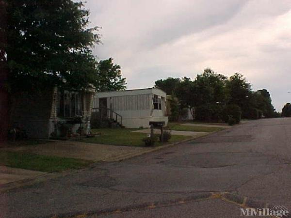 Canada Trace Mobile Home Community Mobile Home Park in Lakeland, TN
