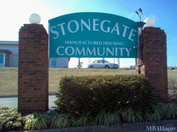 Stonegate Mobile Home Community Mobile Home Park in Mount Juliet, TN