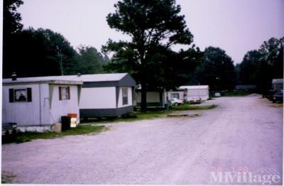 Mobile Home Park in Lexington TN