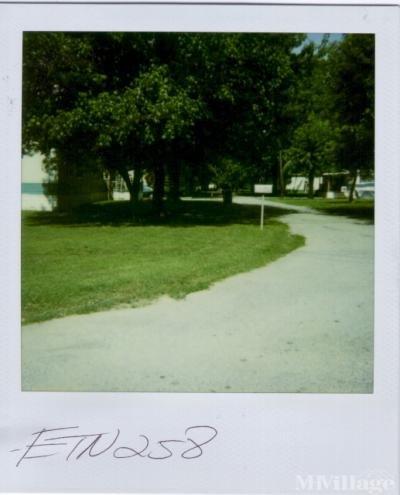 Mobile Home Park in Elizabethton TN