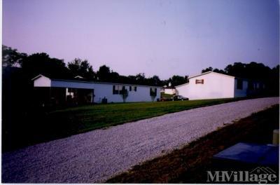Mobile Home Park in Rockwood TN