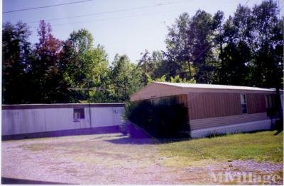 Mobile Home Park in Wartburg TN