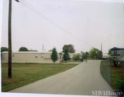 Mobile Home Park in Blountville TN