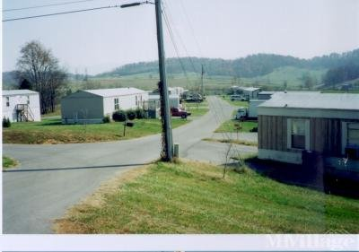 Mobile Home Park in Bluff City TN