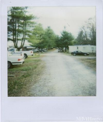 Mobile Home Park in Manchester TN