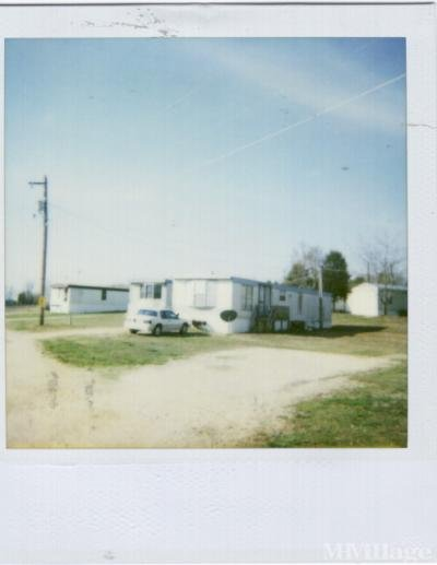 Mobile Home Park in Mc Kenzie TN