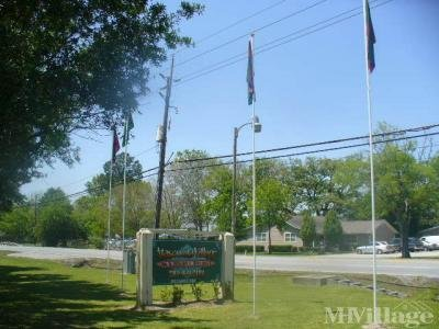 Mobile Home Park in Humble TX