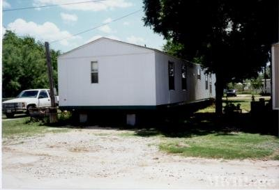 Mobile Home Park in Coleman TX