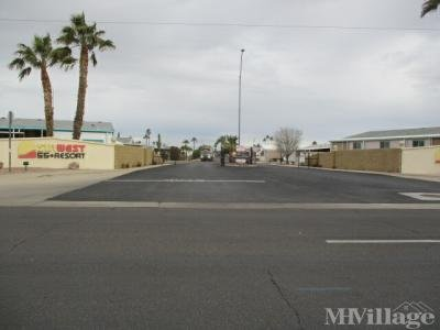 Mobile Home Park in Casa Grande AZ