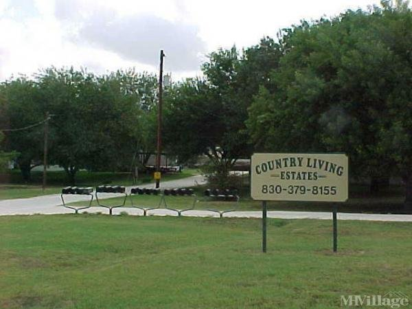 Photo of Country Living Estates, Seguin, TX