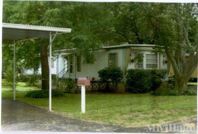 Mobile Home Park in Lake Dallas TX