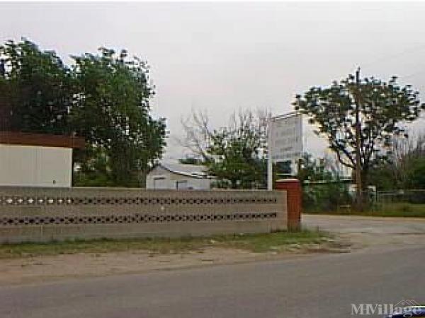 Photo of De Villa Trailer Park, Odessa, TX