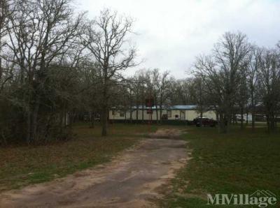Mobile Home Park in Giddings TX